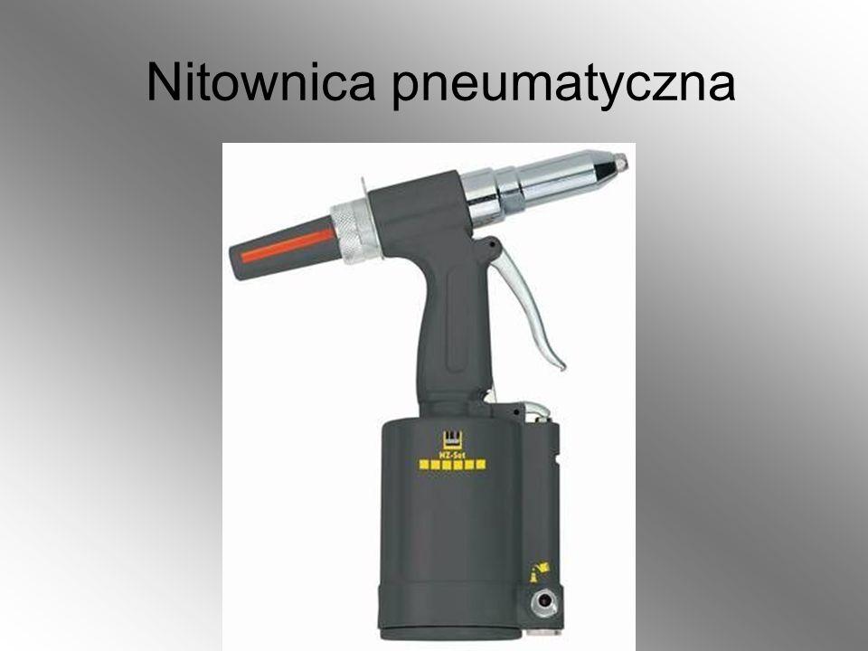 Nitownice pneumatyczne Są lekkie i zarówno wytrzymałe. Zostały stworzone do nitowania nitów zrywalnych wykonanych ze dowolnych rodzajów materiałów, al