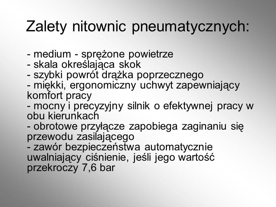 Nitownica pneumatyczna
