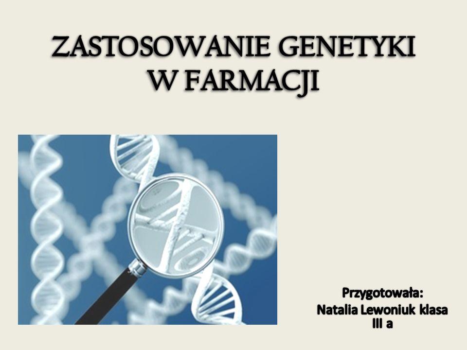 Ekspresja genu – proces, w którym informacja genetyczna zawarta w genie zostaje odczytana i przepisana na jego produkty, które są białkami lub różnymi formami RNA.