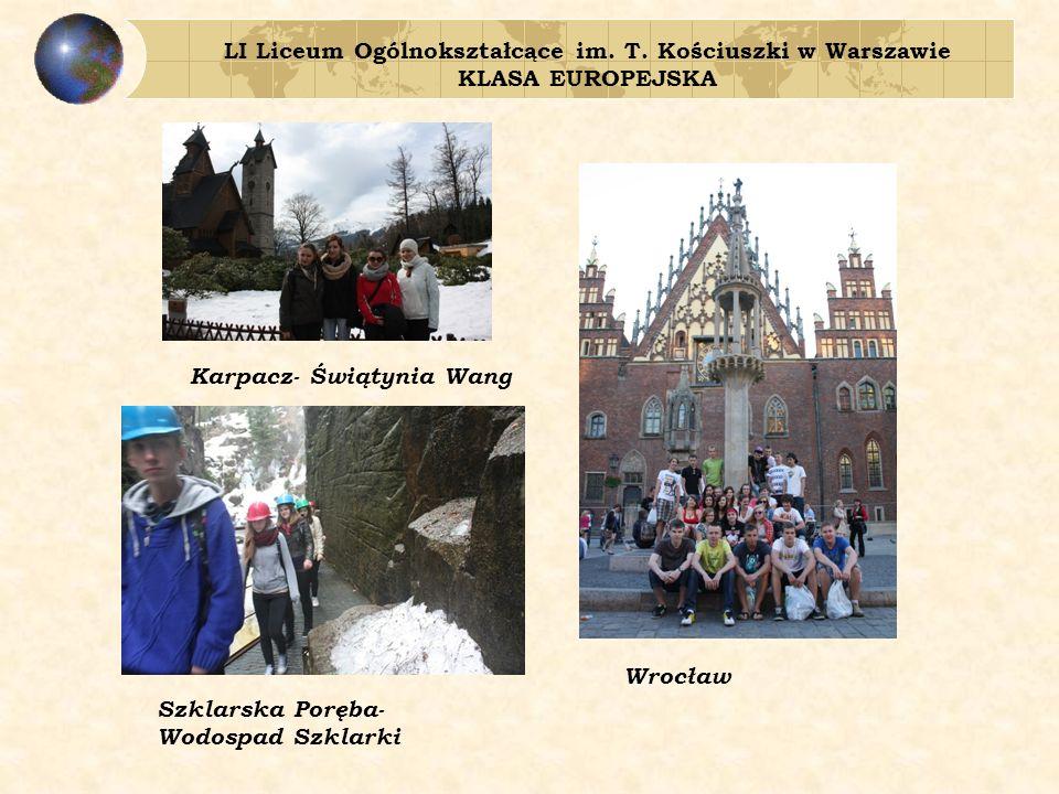 Karpacz- Świątynia Wang Szklarska Poręba- Wodospad Szklarki Wrocław