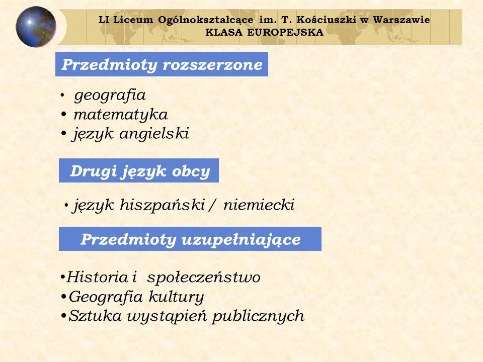 LI Liceum Ogólnokształcące im.T.