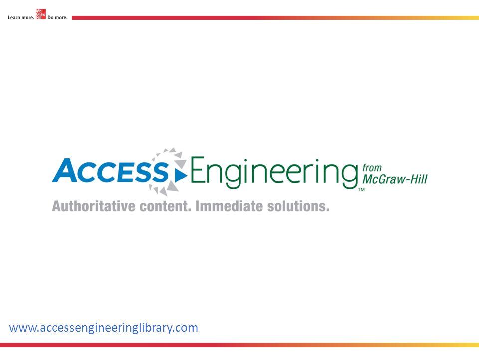 www.accessengineeringlibrary.com