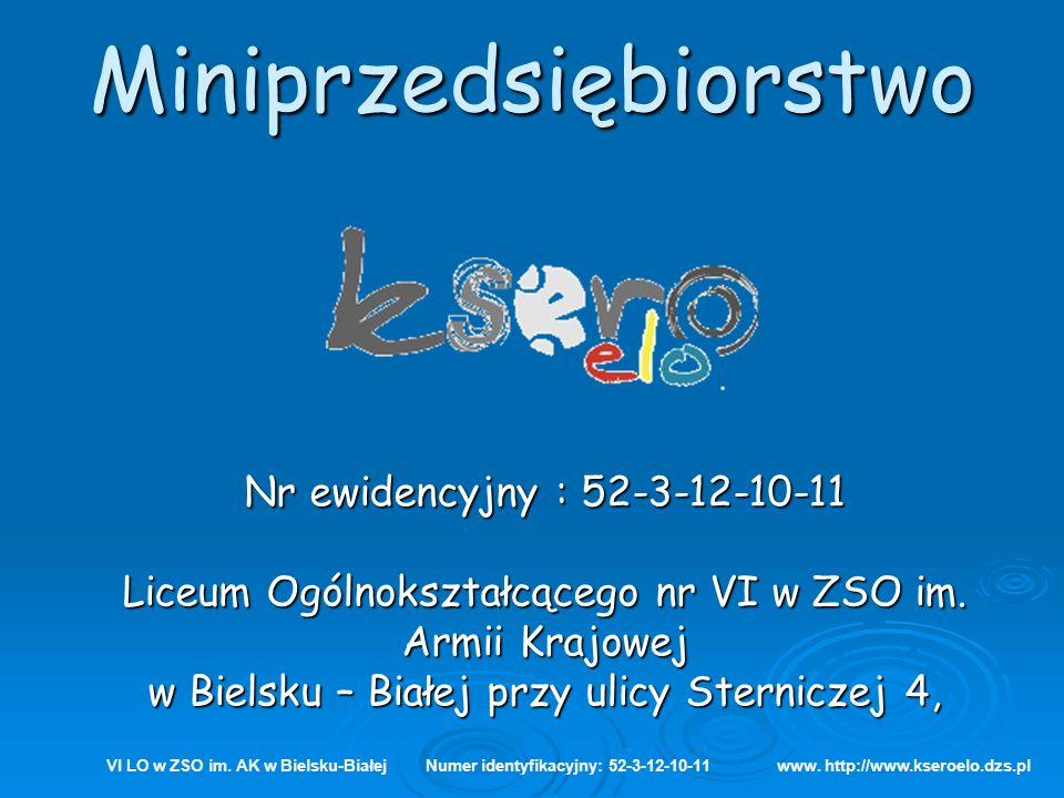 Nasza kadra VI LO w ZSO im.AK w Bielsku-BiałejNumer identyfikacyjny: 52-3-12-10-11www.