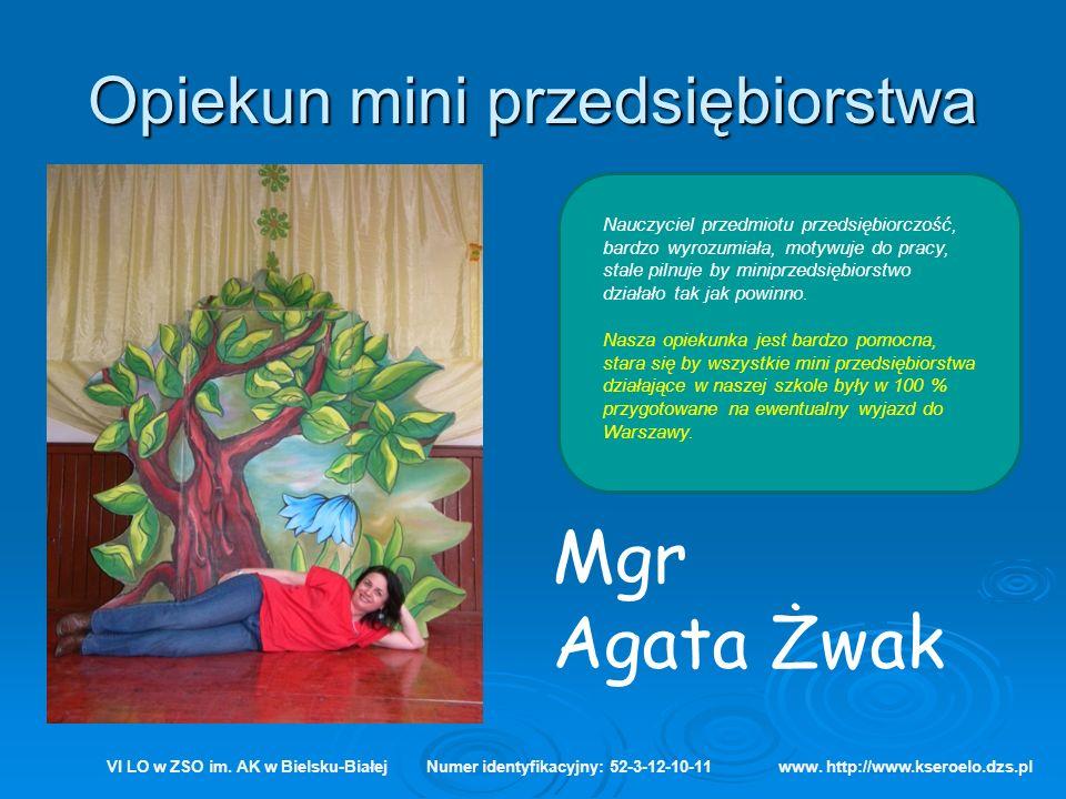 Misja naszej firmy : Misją naszej firmy jest prowadzenie działalności usługowej dla uczniów naszej szkoły.