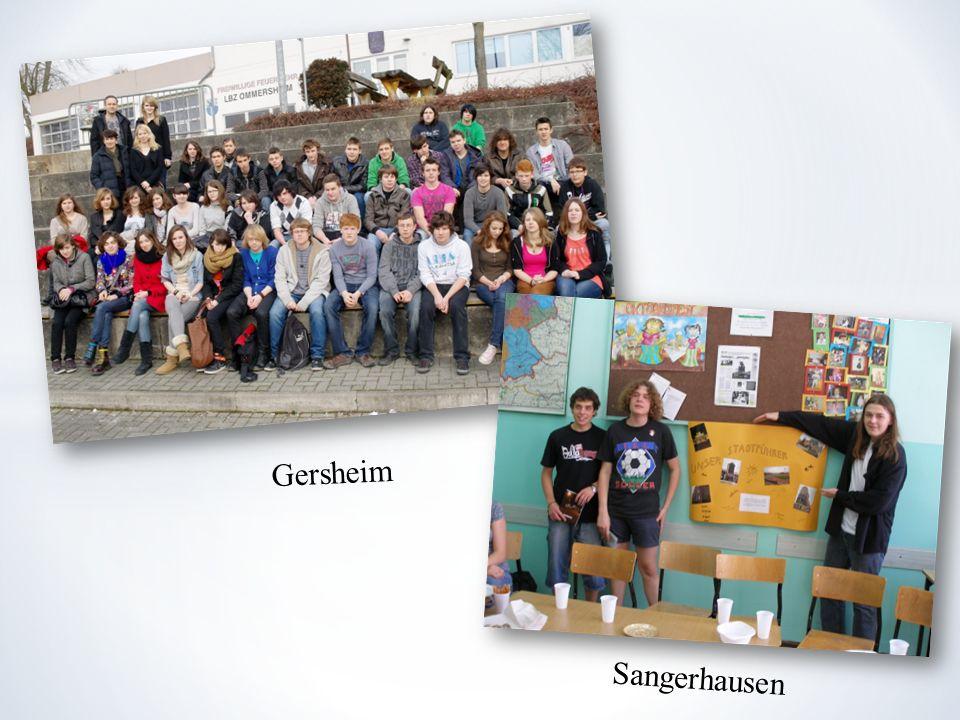 Gersheim Sangerhausen