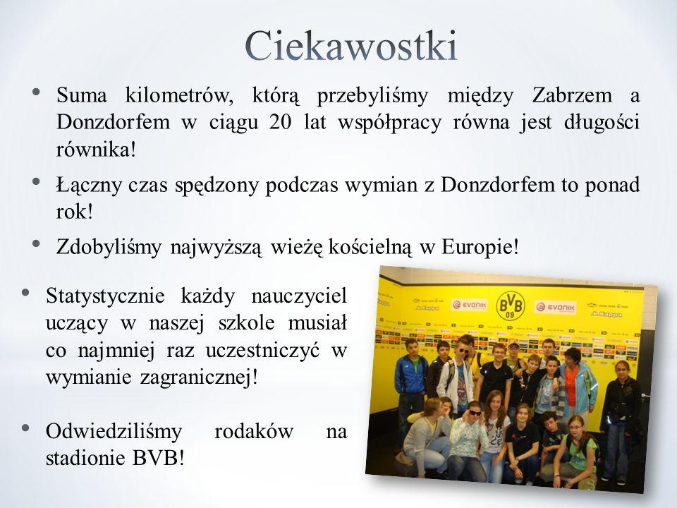 Ok.60% budżetu każdego projektu to dotacja Polsko-Niemieckiej Współpracy Młodzieży.