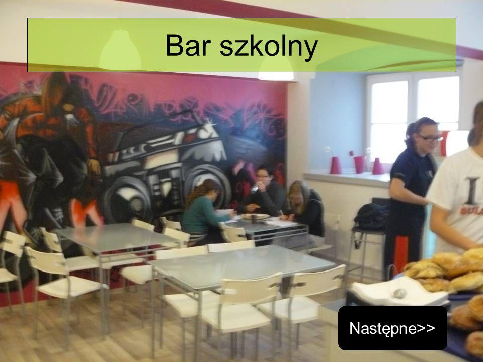 Bar szkolny Następne>>