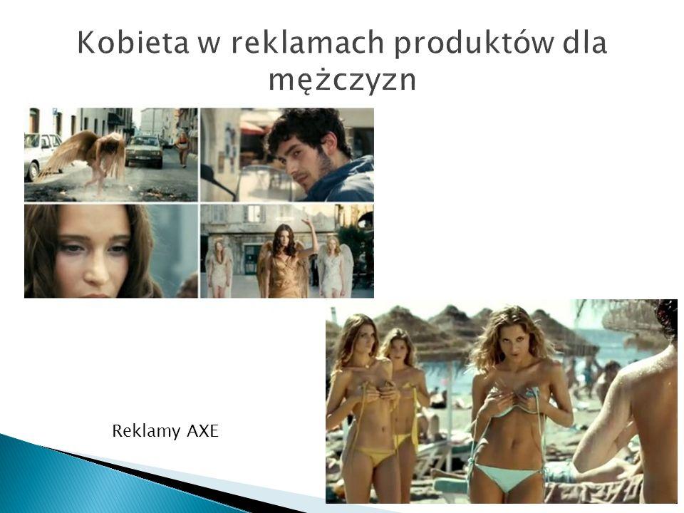 Reklamy AXE