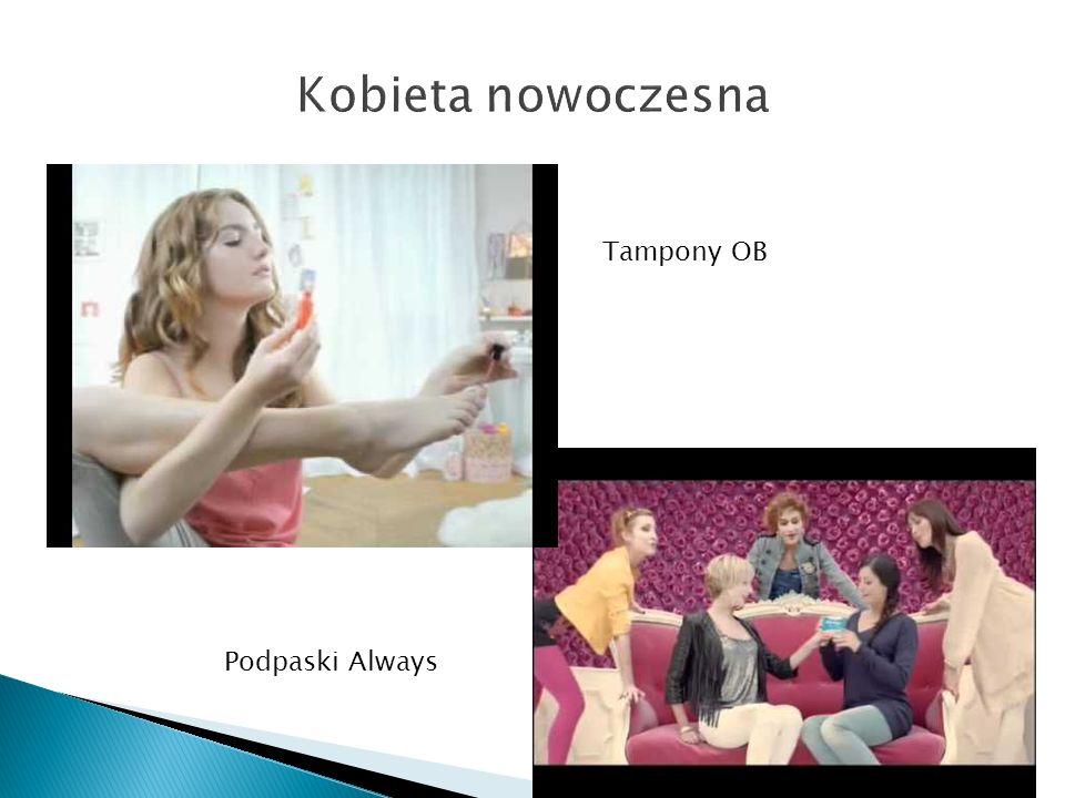 Tampony OB Podpaski Always