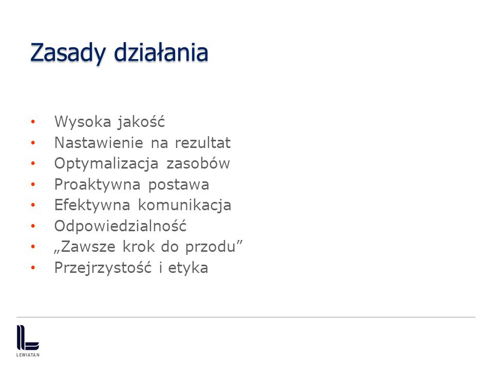 Projekty wspierające Efektywność – Dialog - Rozwój (tzw.