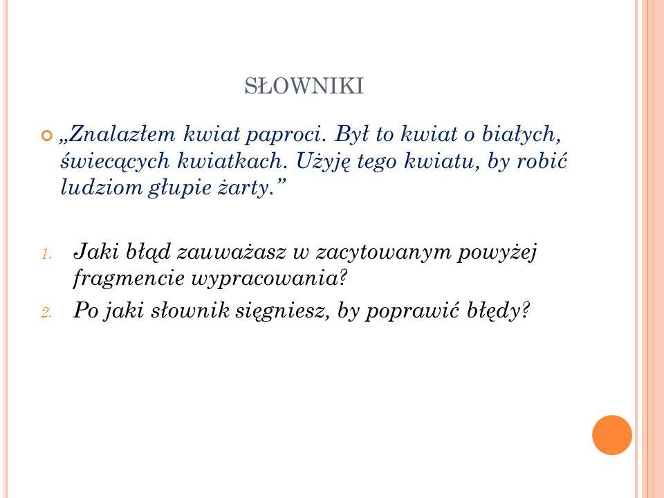 SŁOWNIKI Z jakiego języka pochodzi słowo koncentracja.