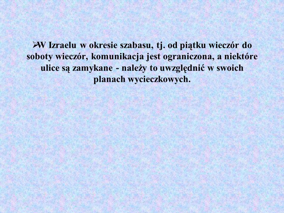 Prezentacja opracowana na podstawie: l www.izrael.prv.pl http://pl.wikipedia.org/wiki/Izrael R.