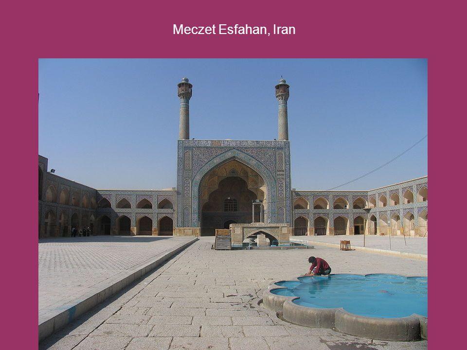 Meczet Esfahan, Iran