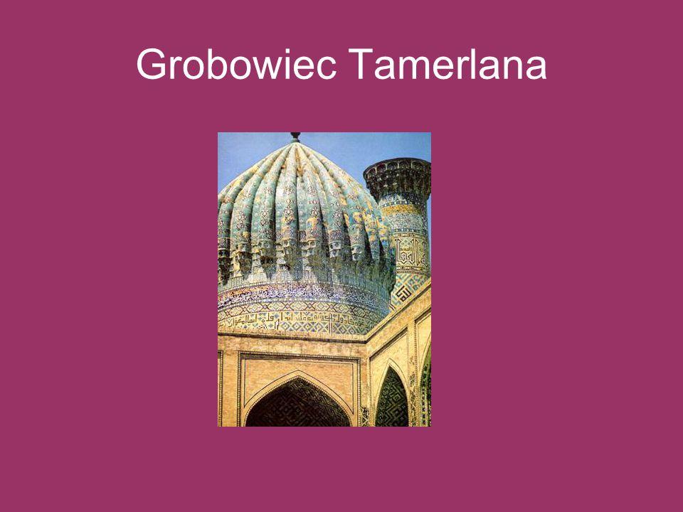 Grobowiec Tamerlana