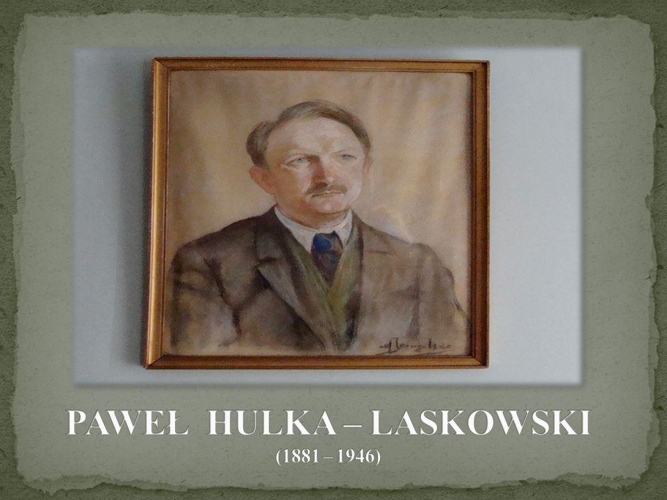 Paweł Hulka – Laskowski znany jest głównie z książek,,Mój Żyrardów oraz,,Księżyc nad Cieszynem Napisał jeszcze powieść o życiu ewangelik ó w Porucznik Reiger (1927) oraz niedokończone dzieło o Katullusie.