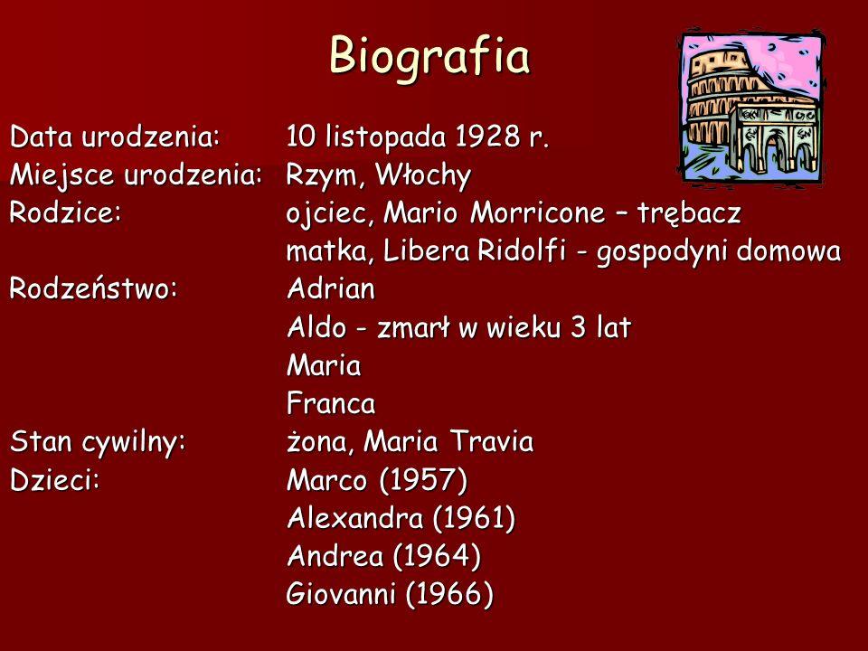 Biografia Data urodzenia: Miejsce urodzenia: Rodzice:Rodzeństwo: Stan cywilny: Dzieci: 10 listopada 1928 r.