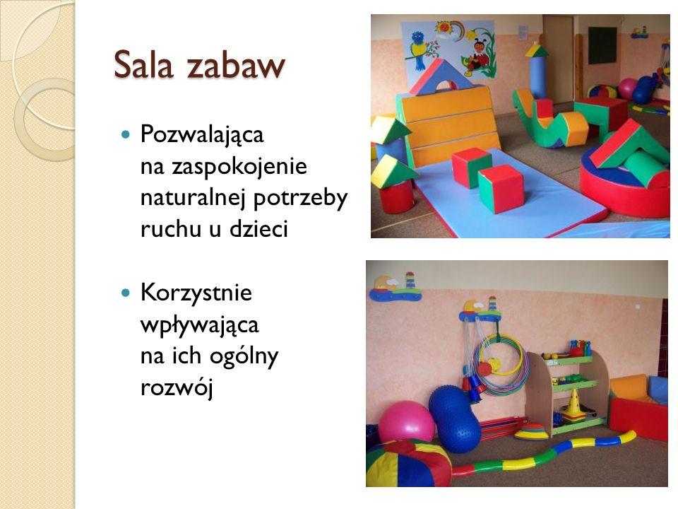 Plac zabaw Pozwala na bezpieczne i zdrowe spędzanie czasu