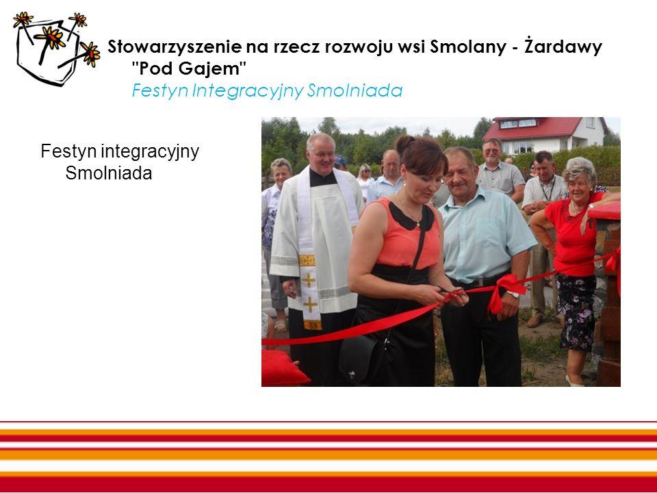 Stowarzyszenie na rzecz rozwoju wsi Smolany - Żardawy