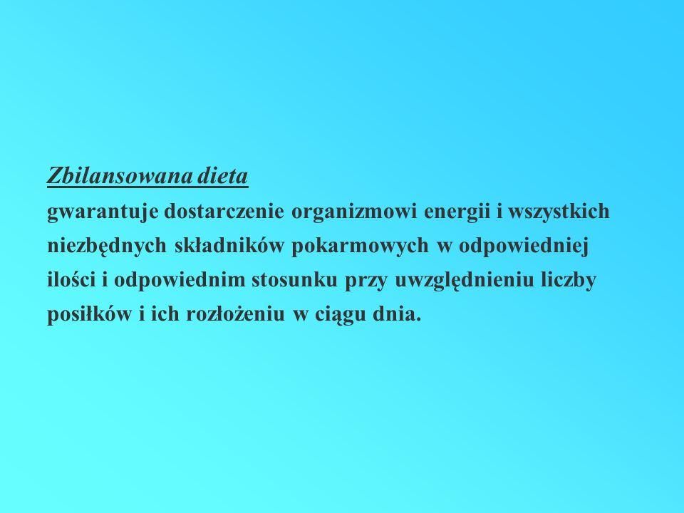 Zawartość żelaza w dietach młodzieży (poziom bezpieczny) mg Szponar i wsp.