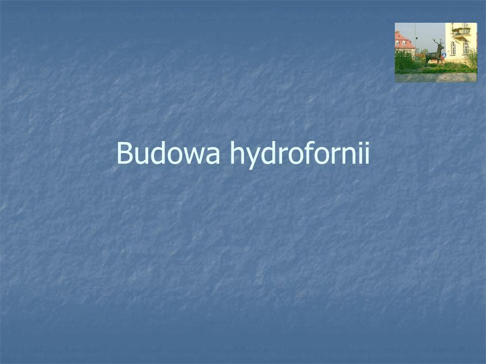 Budowa hydrofornii