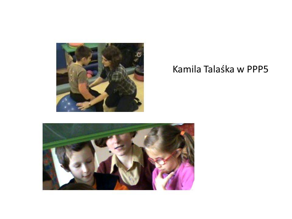 Kamila Talaśka w PPP5