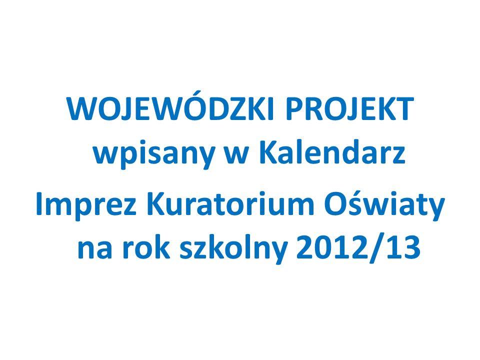 Rok szkolny 2012/2013 VI edycja konkursu Ortograficzne Łamigłówki I edycja konkursu Ortograficzne Łamigłówki.