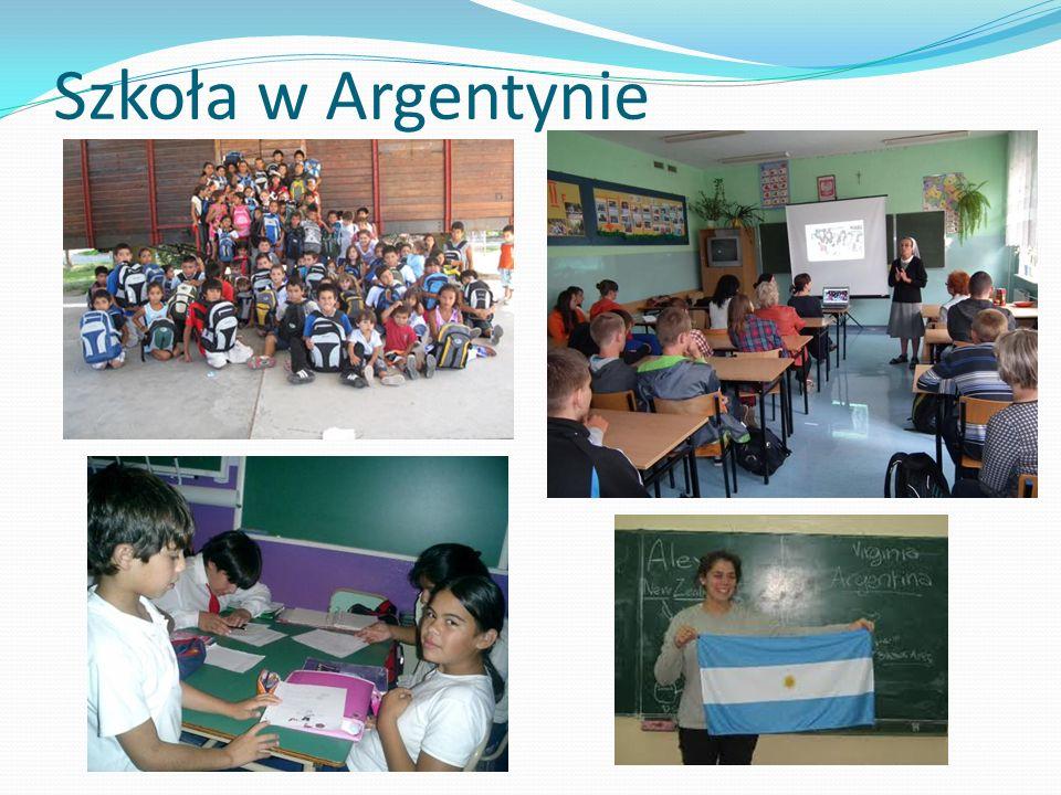 Szkoła w Argentynie
