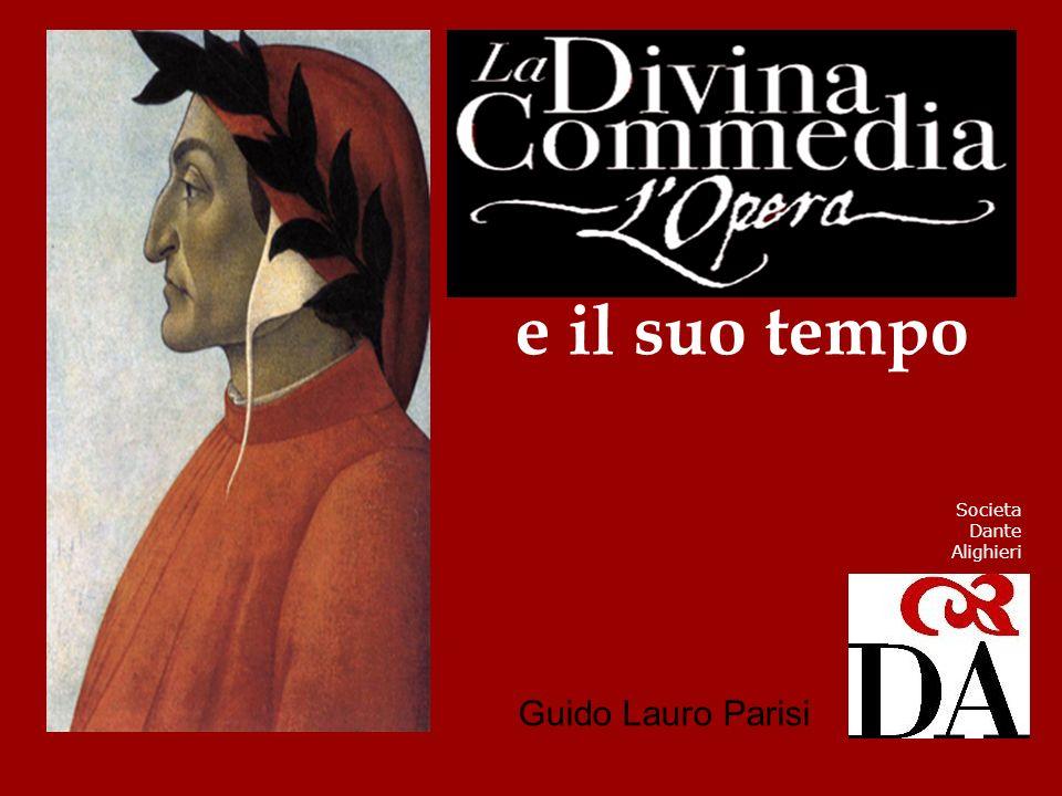 Guido Lauro Parisi e il suo tempo Societa Dante Alighieri