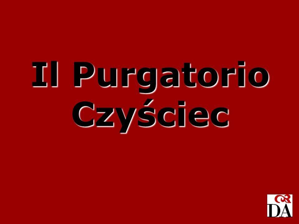 Il Purgatorio Czyściec