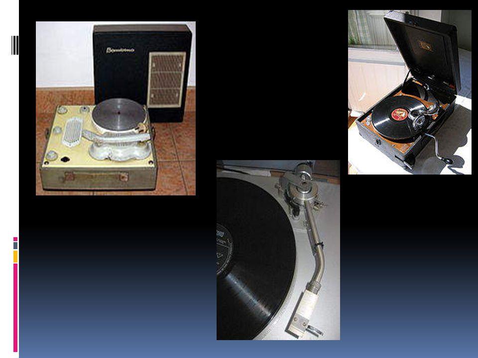 Gramofon Gramofon – urządzenie do odtwarzania dźwięku zapisanego na płytach gramofonowych.
