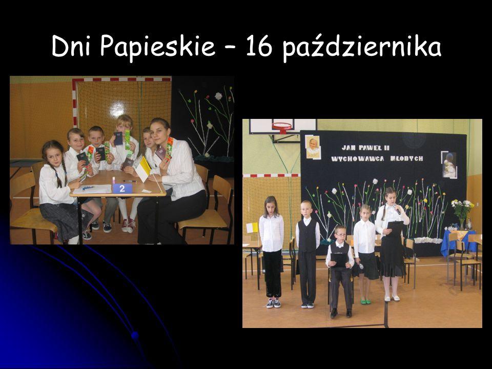 Dni Papieskie – 16 października