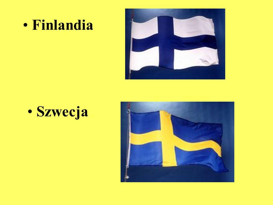 Finlandia Szwecja
