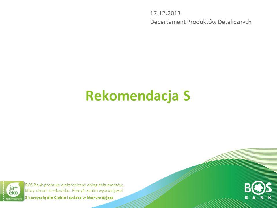 Slajd 1 z 11 Z korzyścią dla Ciebie i świata w którym żyjesz BOŚ Bank promuje elektroniczny obieg dokumentów, który chroni środowisko.
