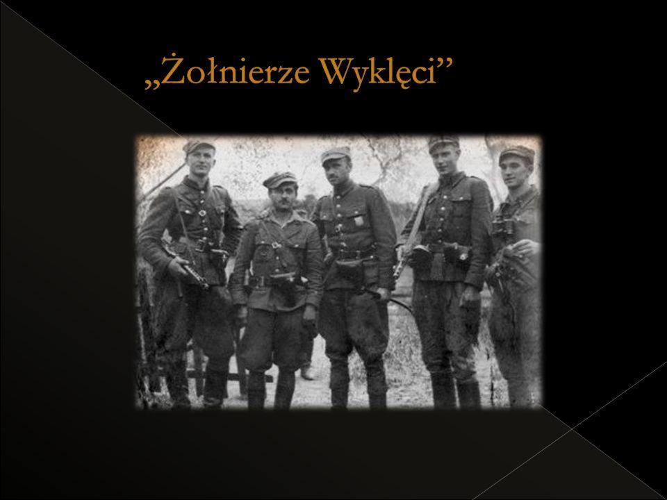 Żołnierze wyklęci – określenie żołnierzy podziemia niepodległościowego i antykomunistycznego, stawiających opór próbie sowietyzacji Polski i podporządkowania jej ZSRR w latach 40.