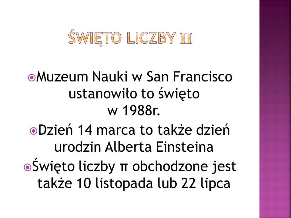 Rekord Krakowa ustalił student Politechniki Krakowskiej Dawid Wójcik – wymienił 1012 cyfr tej liczby.