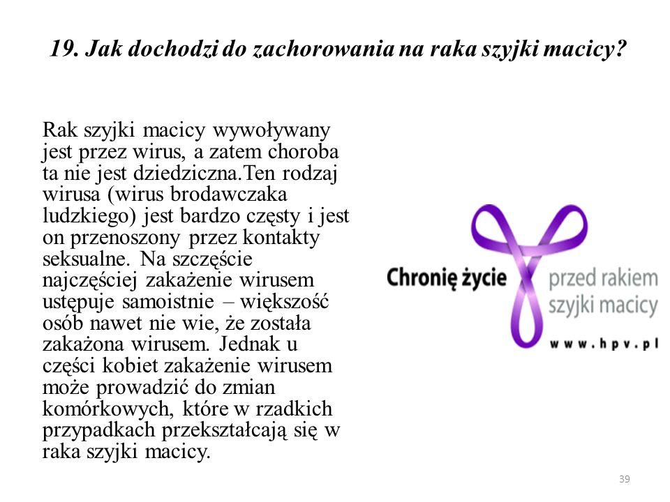 Leczenie raka szyjki macicy… 40