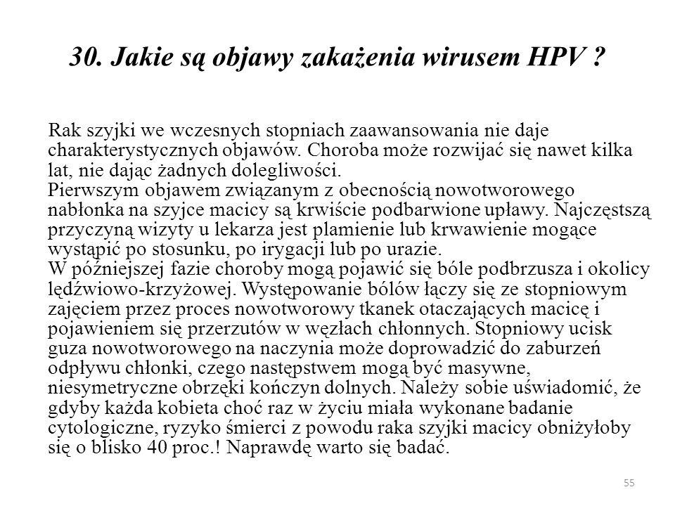 …Wirus brodawczaka ludzkiego (HPV)… 56