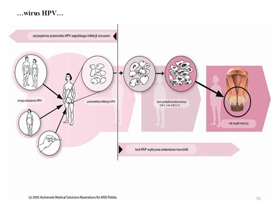 46.Czy zaszczepienie się oznacza, że można zrezygnować z regularnych badań cytologicznych .