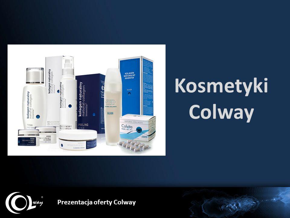 Prezentacja oferty Colway Kosmetyki Colway