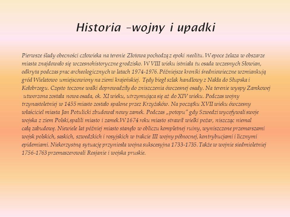 XIV w.– Wielatowo Zlothaue pocz. XV w.
