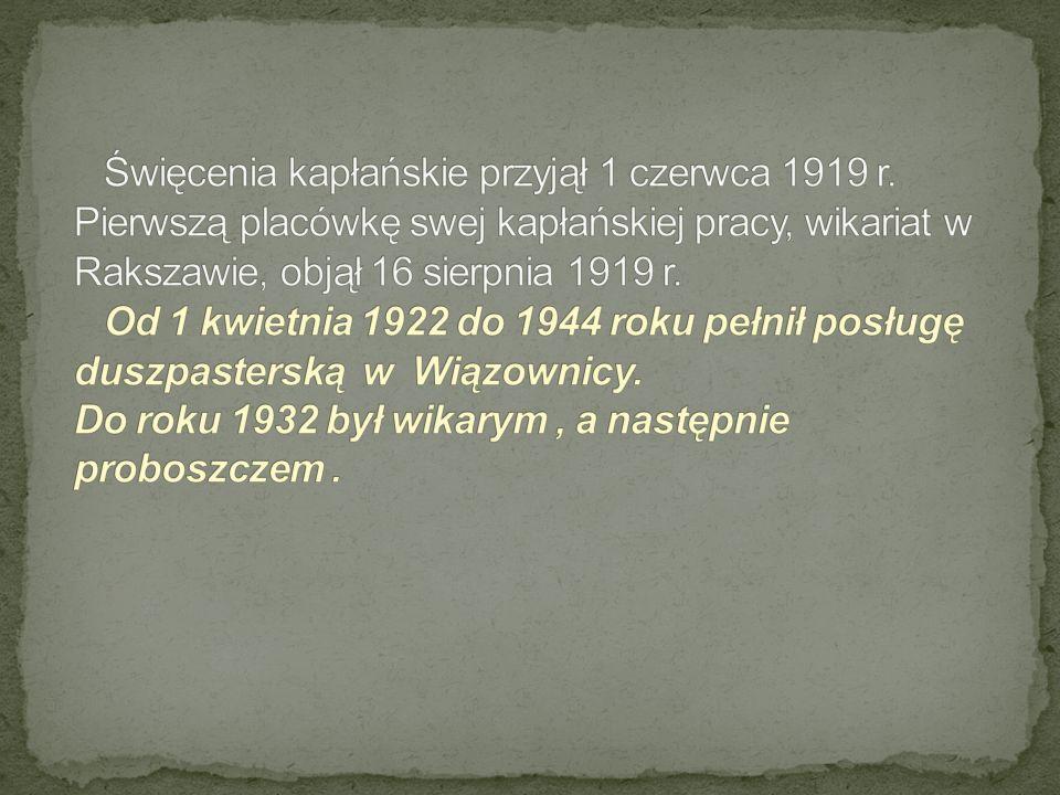 Konferencja Episkopatu Polski wyraziła zgodę na rozpoczęcie procesu beatyfikacyjnego księdza Stanisława Sudoła.