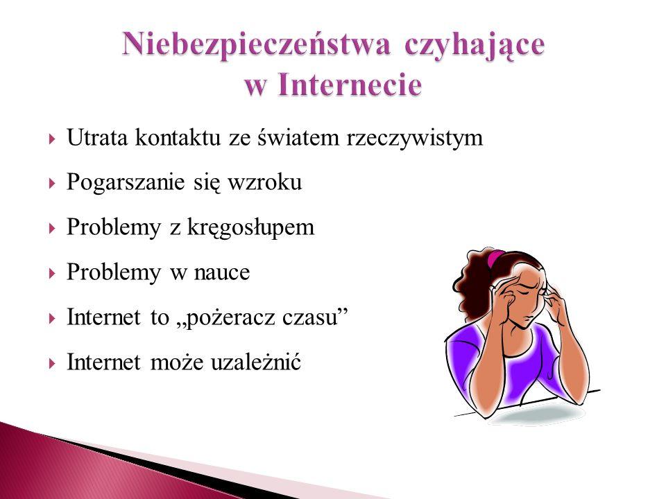 http://dzieckowsieci.fdn.pl/ http://www.helpline.org.pl/ http://www.saferinternet.pl/
