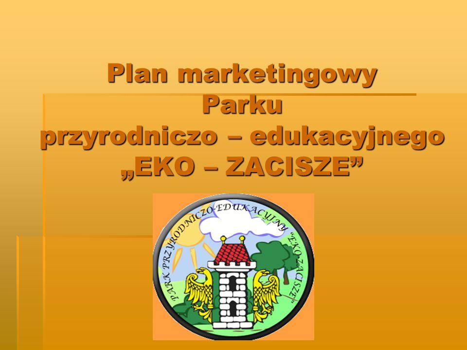 Plan marketingowy Parku przyrodniczo – edukacyjnego EKO – ZACISZE