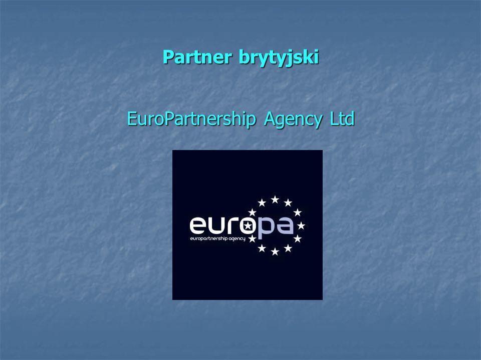 Partner brytyjski EuroPartnership Agency Ltd