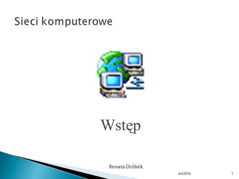 Sieć komputerowa to system umożliwiający wymianę informacji między komputerami i innymi urządzeniami.