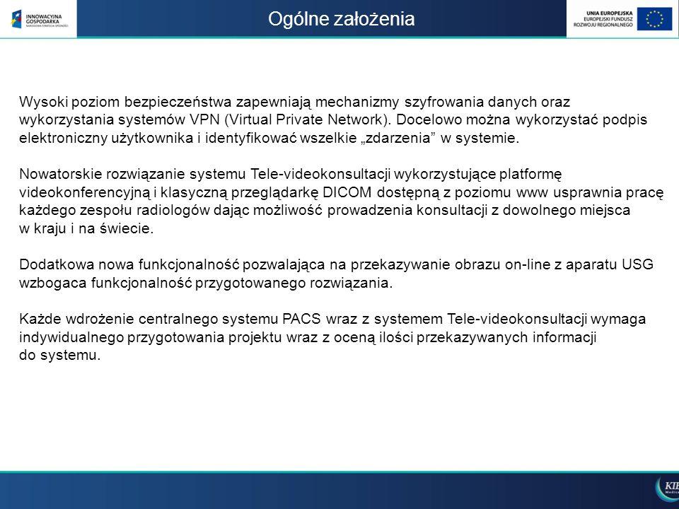 Stan obecny rozwiązań na rynku Stacje lekarskie PACS Sieć LAN Szpitala Rezonans Magnetyczny Tomograf Komputerowy Stacje lekarskie Roentgen - RTG Możemy rozróżnić kilka typów szpitali w zależności od poziomu ucyfrowienia aparatury diagnostycznej.