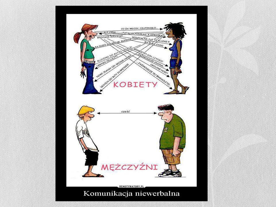 Słowniczek przedstawiający meandry komunikacji-damsko męskiej W porządku (także dobrze, niech będzie) Nie rozumieją, że ani nie w porządku, ani nie dobrze.