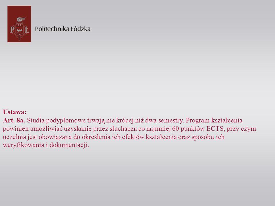 Przedłużanie legitymacji studenckich: -art.167 ust.
