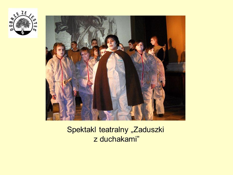 Spektakl teatralny Zaduszki z duchakami