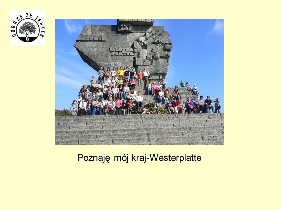 Poznaję mój kraj-Westerplatte